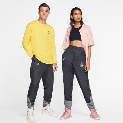 Pantaloni in woven Jordan Legacy AJ4
