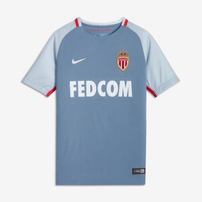 Купить Футбольное джерси для школьников 2017/18 A.S. Monaco FC Stadium Away