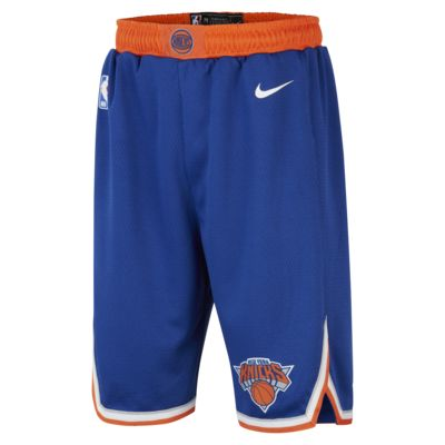 New York Knicks Icon Edition Swingman Older Kids' Nike NBA Shorts