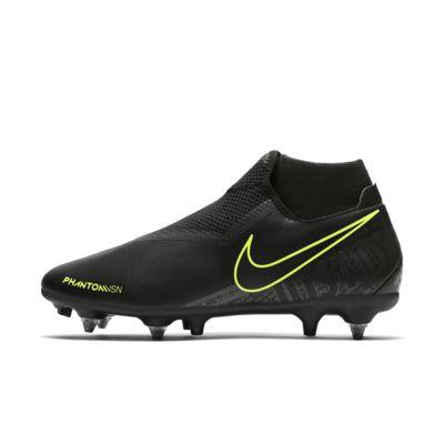 Scarpa da calcio per terreni morbidi Nike PhantomVSN Academy Dynamic Fit SG-Pro Anti-Clog Traction