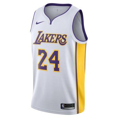 Kobe Bryant Icon Edition Swingman (Los Angeles Lakers) Men's Nike NBA Jersey | Tuggl