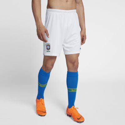 Shorts de fútbol de visitante para hombre Stadium de Brasil CBF 2018