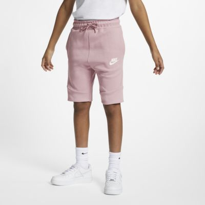 Spodenki dla dużych dzieci Nike Sportswear Tech Fleece