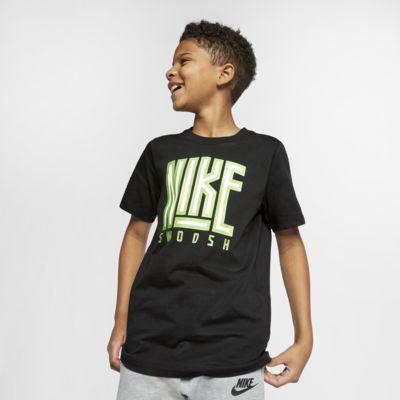 4ca21f38c Nike Sportswear Big Kids' (Boys') T-Shirt. Nike.com