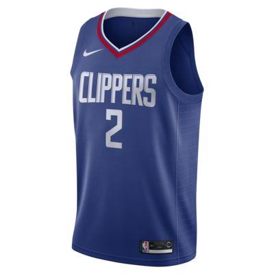 Kawhi Leonard Clippers Icon Edition Nike NBA Swingman Jersey