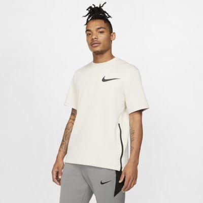Nike Therma Flex-basketball-trøje med rund hals til mænd