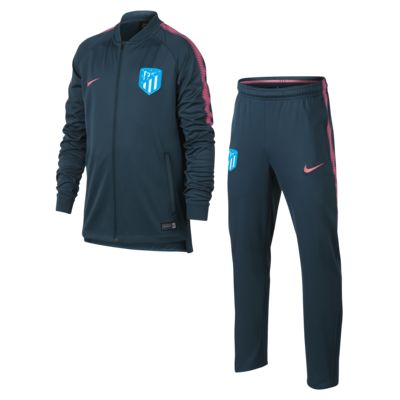 Atletico de Madrid Dri-FIT Squad Older Kids' Football Track Suit