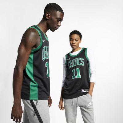 Купить Мужское джерси Nike НБА Kyrie Irving Statement Edition Swingman Jersey (Boston Celtics) с технологией NikeConnect