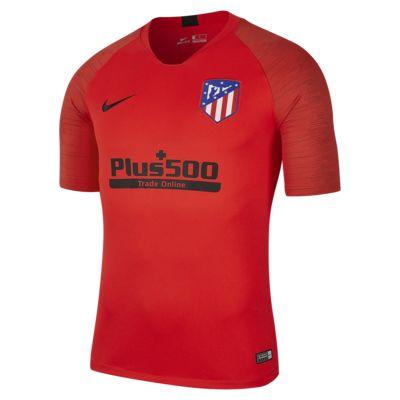 Haut de football à manches courtes Atlético de Madrid Strike pour Homme