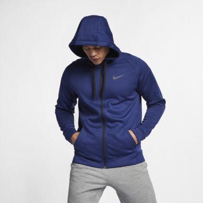 Nike Dri-FIT Therma Trainingshoodie met rits voor heren
