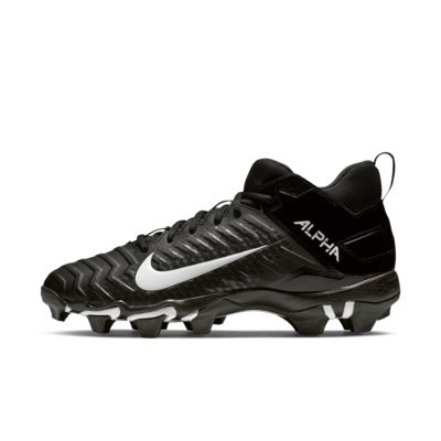 20cb60fce Nike Alpha Menace 2 Shark Men s Football Cleat (Wide). Nike.com