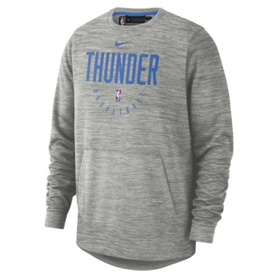 Oklahoma City Thunder Nike Spotlight Men's NBA Crew