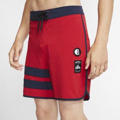 "Shorts da surf 18"" Hurley Phantom x Carhartt Built - Uomo"