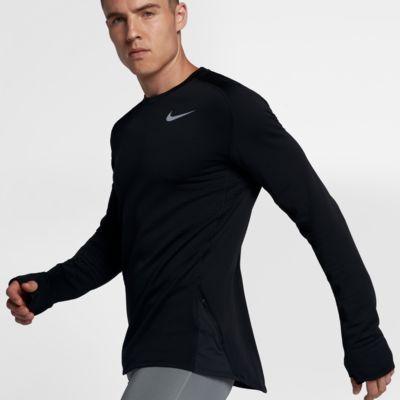Haut de running à manches longues Nike Therma Sphere pour Homme