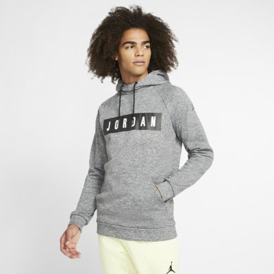 Felpa pullover in fleece con cappuccio Jordan 23 Alpha Therma - Uomo