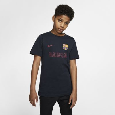FC Barcelona Older Kids' T-Shirt