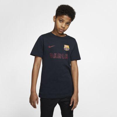 Tee-shirt FC Barcelona pour Enfant plus âgé