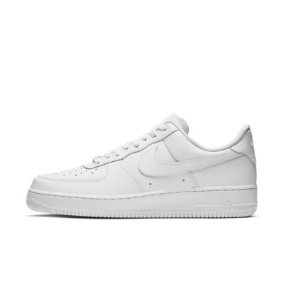 the latest multiple colors running shoes Nike Air Force 1 '07 Triple White Men's Shoe