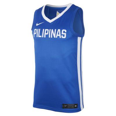 Philippines 男款籃球球衣