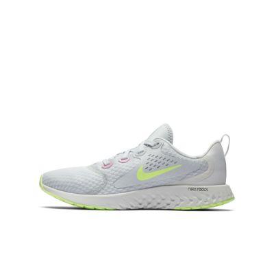 Nike Legend React løpesko til store barn