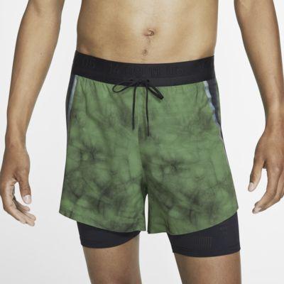 Ανδρικό σορτς για τρέξιμο 2 σε 1 Nike Tech Pack