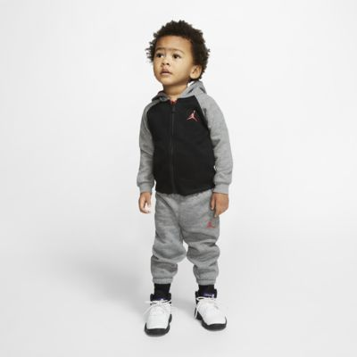 Jordan Baby (12-24M) Fleece 2-Piece Set