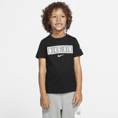 Tričko Nike Air s krátkým rukávem pro malé děti