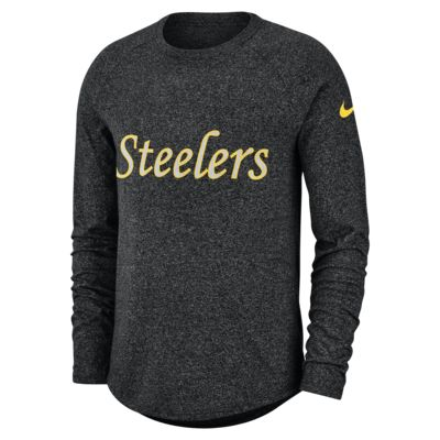 Nike Historic (NFL Steelers) Men's Long-Sleeve T-Shirt