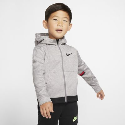 Nike Therma Elite Little Kids' Full-Zip Hoodie