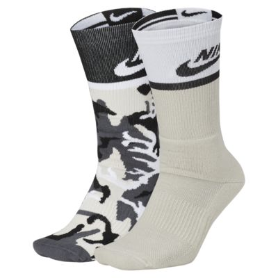 Nike SB Energy Crew Skateboarding Socks (2 Pair)