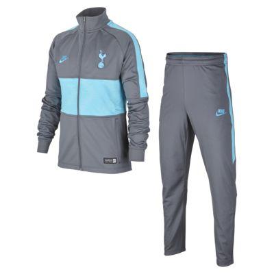 Conjunto de entrenamiento de fútbol para niño talla grande Nike Dri-FIT Tottenham Hotspur Strike