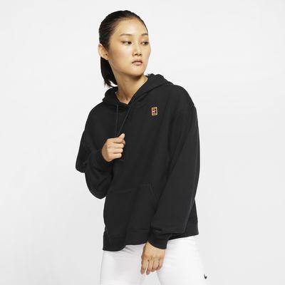 NikeCourt Tennis-Hoodie für Damen