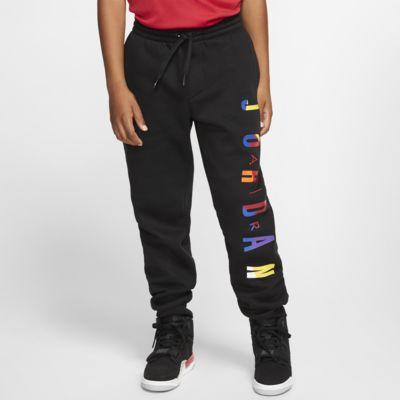 Pantalon de jogging en tissu Fleece Jordan Jumpman pour Garçon plus âgé