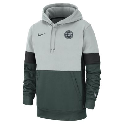 Nike College Therma (Michigan State) Men's Hoodie