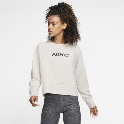 Женский свитшот для тренинга Nike Dri-FIT Get Fit
