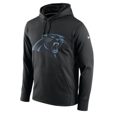 Sweat à capuche Nike Circuit Logo Essential (NFL Panthers) pour Homme
