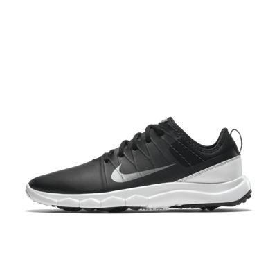 Купить Женские кроссовки для гольфа Nike FI Impact 2, Черный/Белый/Холодный серый металлик, 11696034, 10292855