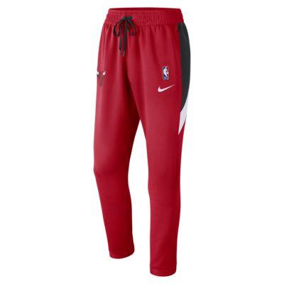 Chicago Bulls Nike Therma Flex Showtime Pantalón de la NBA - Hombre