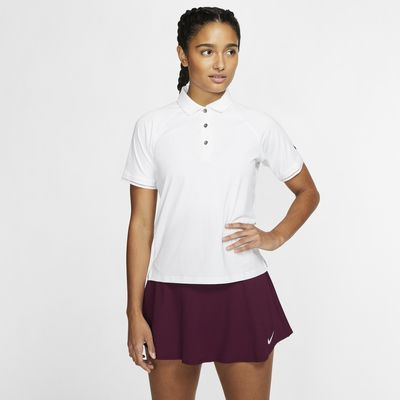 NikeCourt Polo de tenis - Mujer
