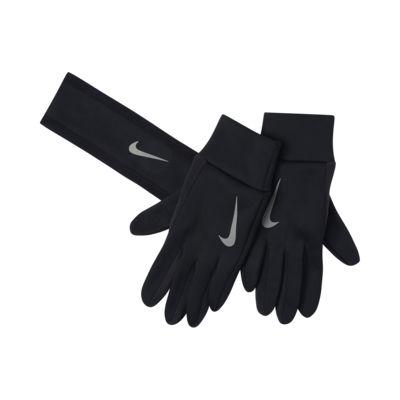 Nike Run Thermal Women's Running Headband and Glove Set