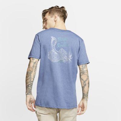 T-shirt Hurley Premium Trouble In Paradise para homem