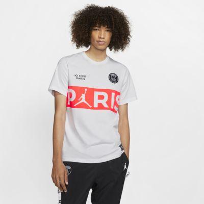 T-shirt z napisem PSG