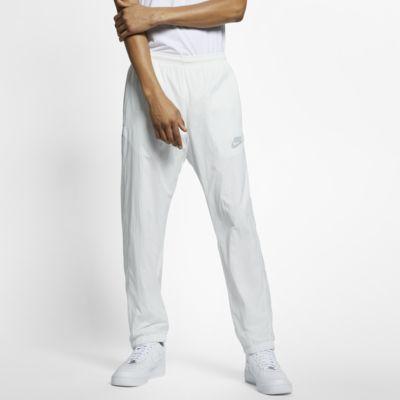 Męskie spodnie z tkaniny Nike Sportswear