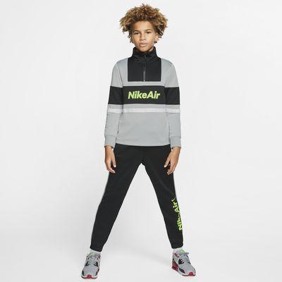 Tepláková souprava Nike Air pro větší děti (chlapce)