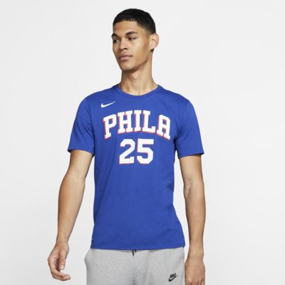 费城 76 人队 (Ben Simmons) Nike Dri-FIT 男子 NBA T恤