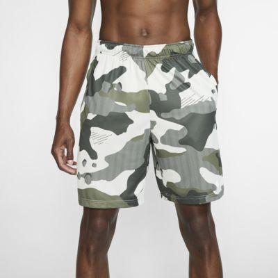 Nike Dri-FIT Camo-Trainingsshorts für Herren