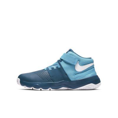 Chaussure de basketball Nike Team Hustle D 8 FlyEase pour Enfant plus âgé