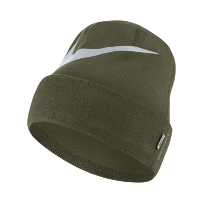 Nike Swoosh Cuffed Training Knit Hat