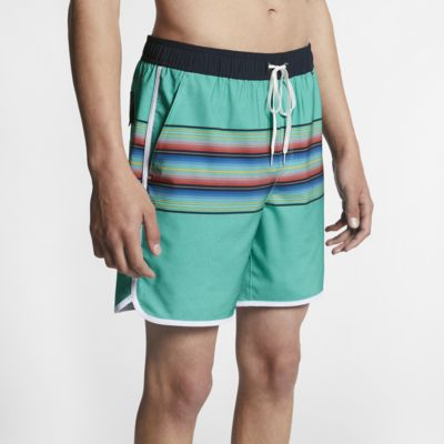 "Hurley Phantom Baja Malibu Volley  Men's 17"" Board Shorts"