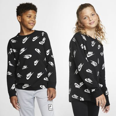 Nike Sportswear hosszú ujjú póló nagyobb gyerekeknek